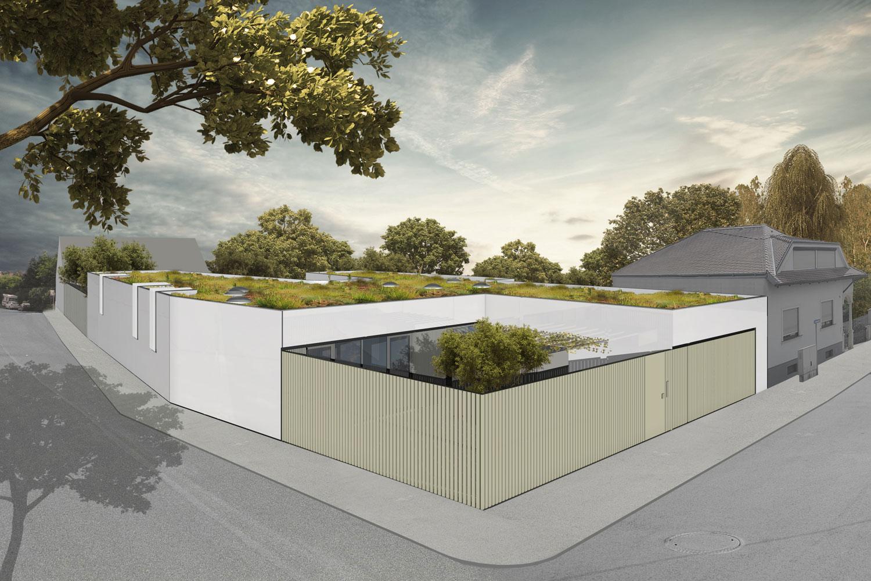 rendering gardenview HEIMSPIEL architektur}