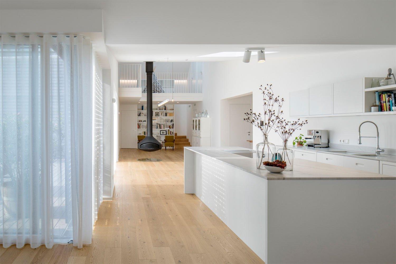 kitchen livingroom Leonhard Hilzensauer