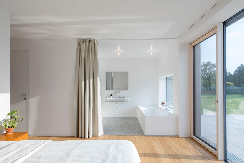 master bedroom Leonhard Hilzensauer