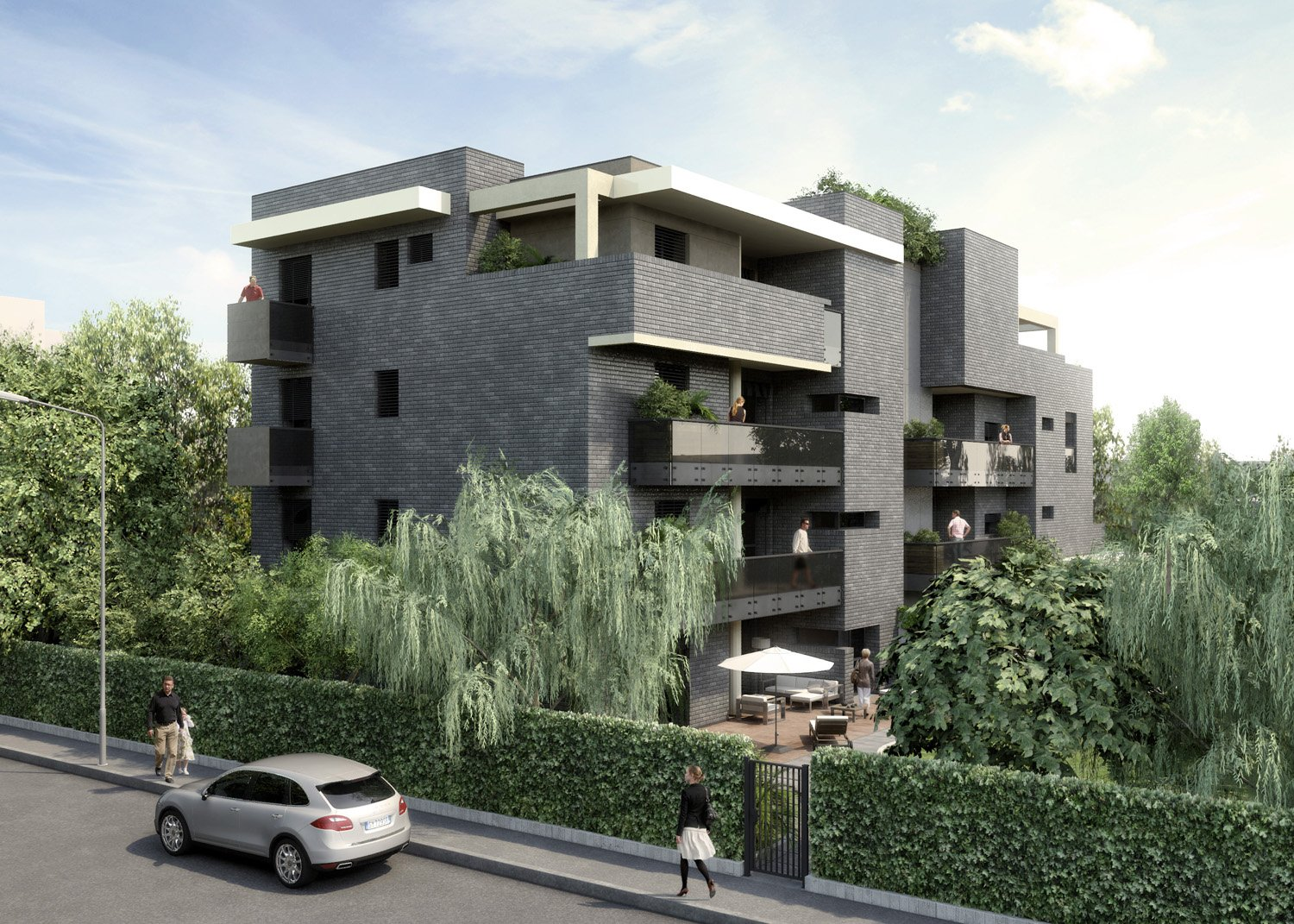 Render photo © 2020 by GBA Studio srl / Gianluca Brini - Architetto Bologna - Via Andrea Costa 202/2 http://www.gbastudio.it/}