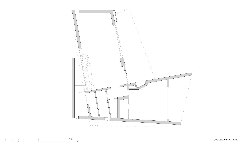Ground Floor Plan 3ndy Studio}