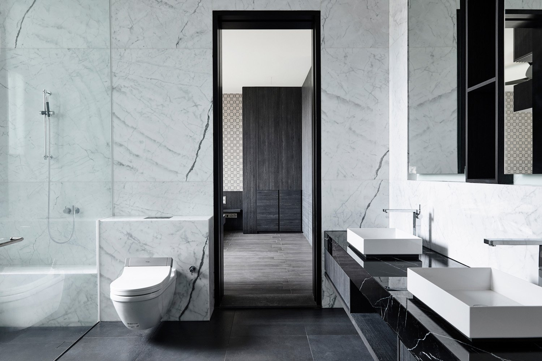 Master Bathroom Derek Swalwell