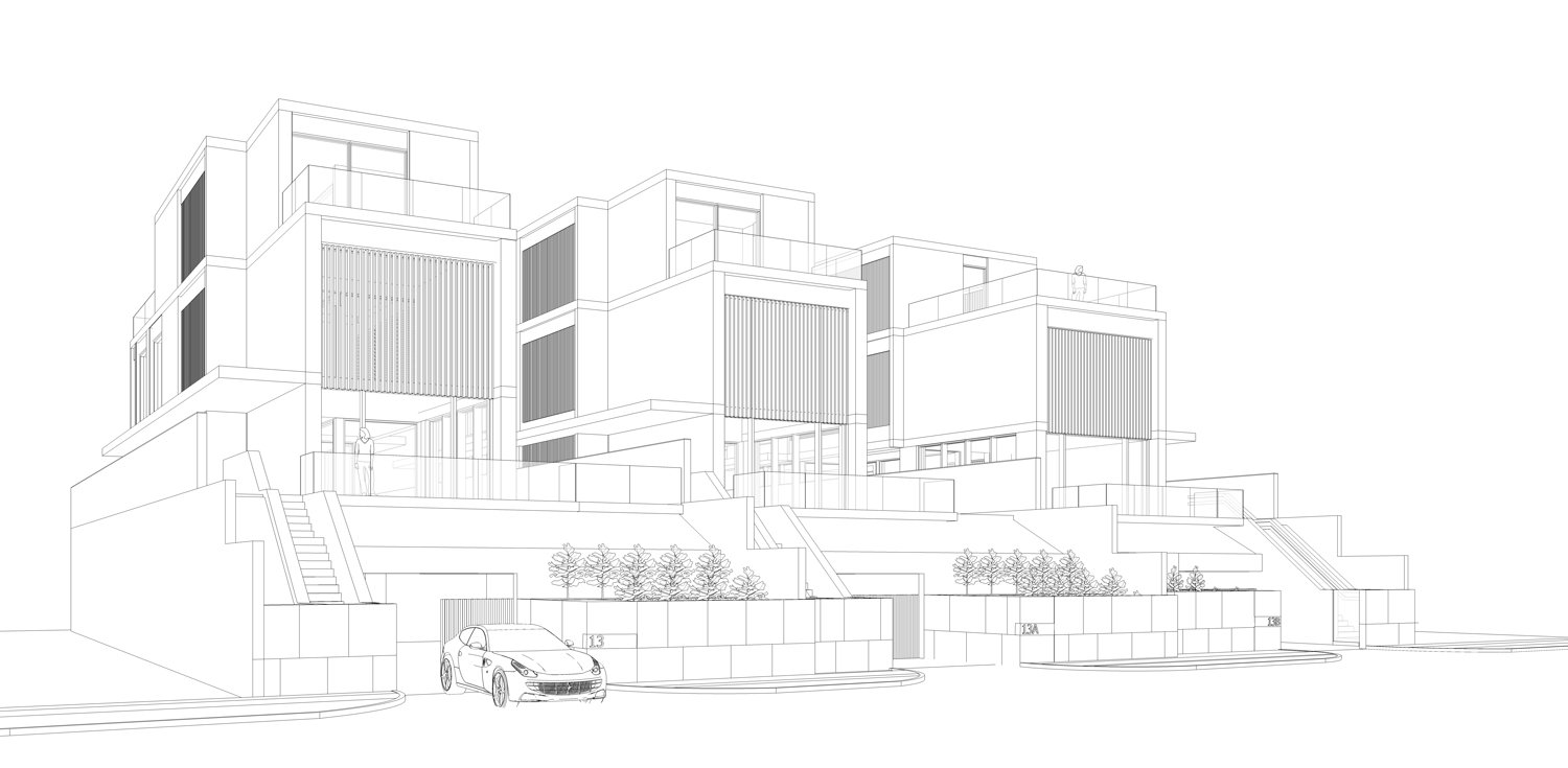 Exterior Line Drawings - Front View K2LD}