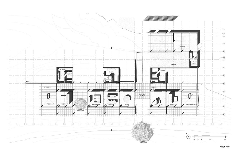 Floor plan Anderson Anderson Architecture}