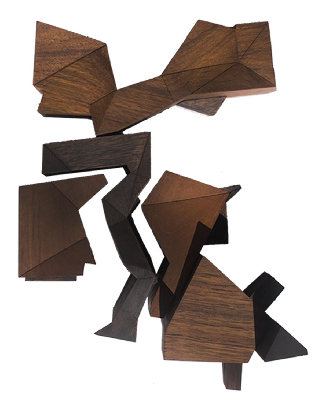 wood, steel -model MGA}