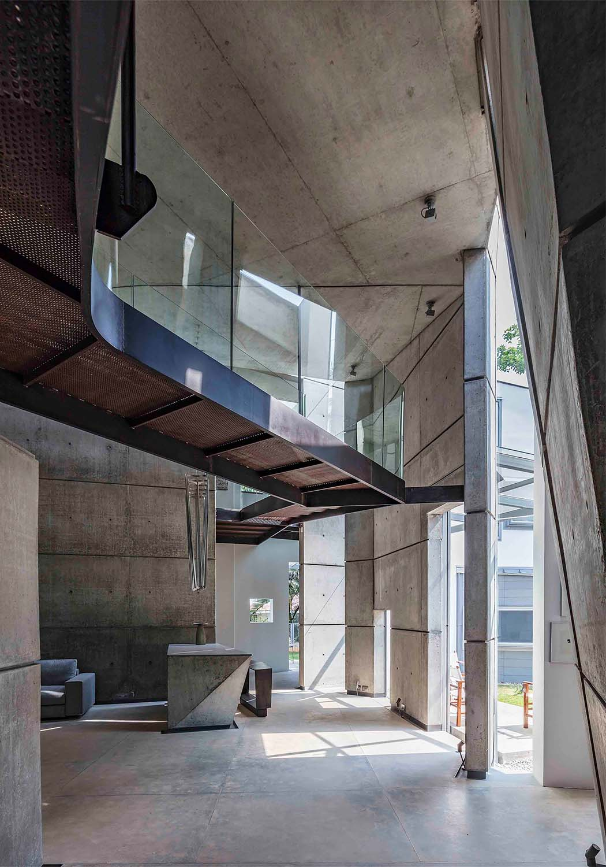 Mathew and Ghosh Architects