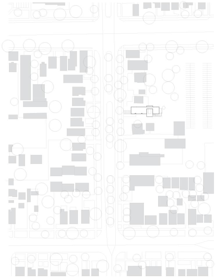 Site Plan Sparano + Mooney Architecture}