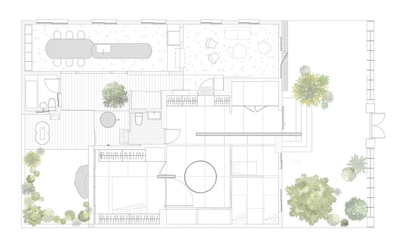 plan J.C. Architecture}