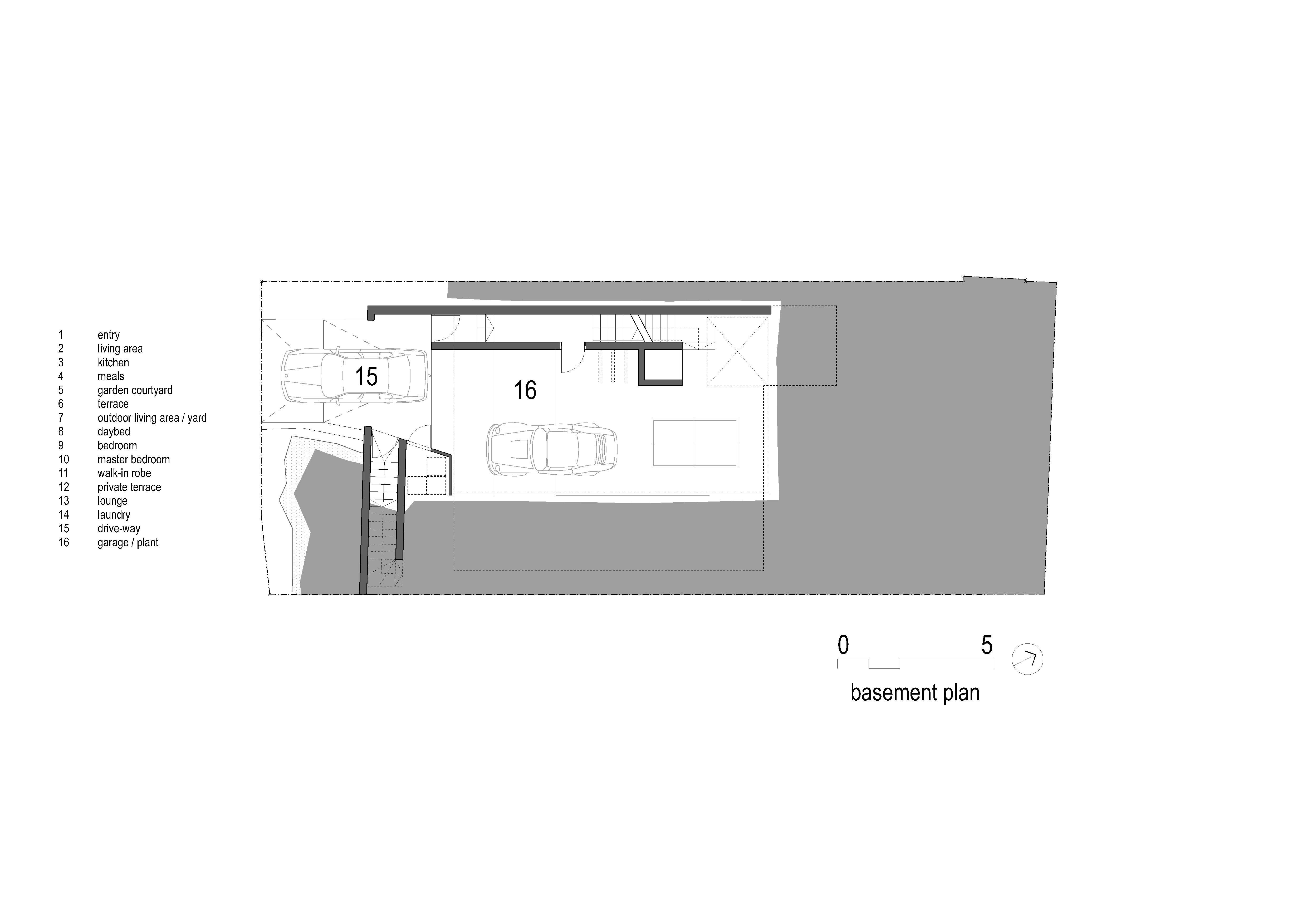 Garage Floor Plans Fox Johnston}