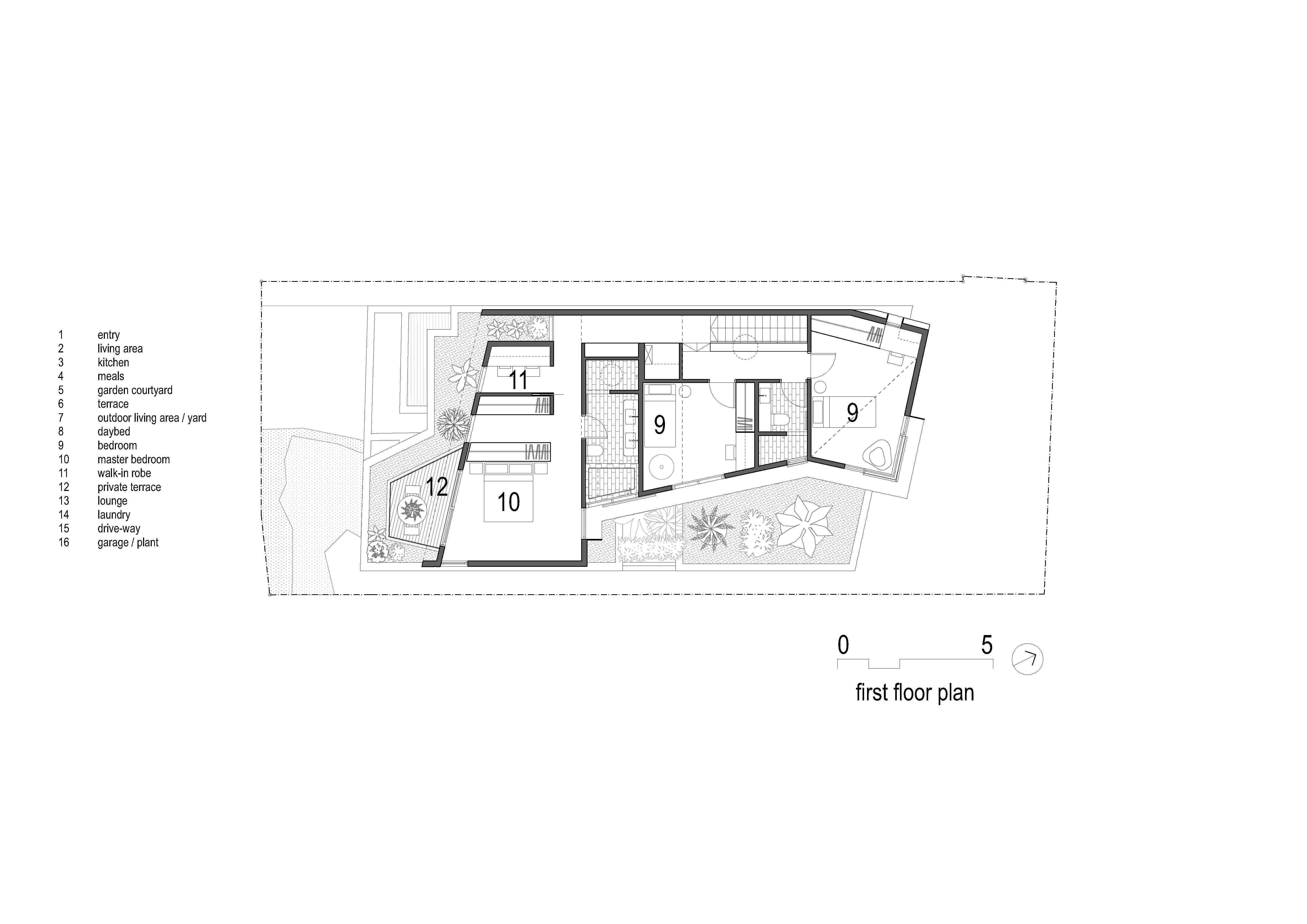Fox Johnston Ballast Point House Multi Generational Living