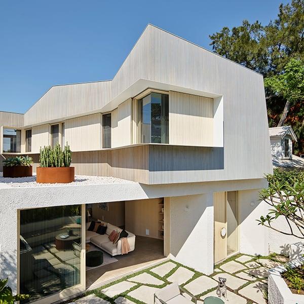 Fox Johnston - Ballast Point House, multi-generational living
