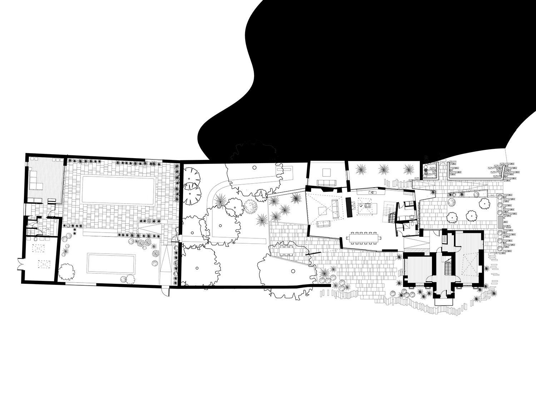 Ground Floor Plan Alison Brooks Architects}