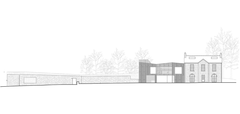 South Elevation Alison Brooks Architects}