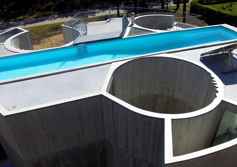 Rooftop Terrace Olivier Ottevaere