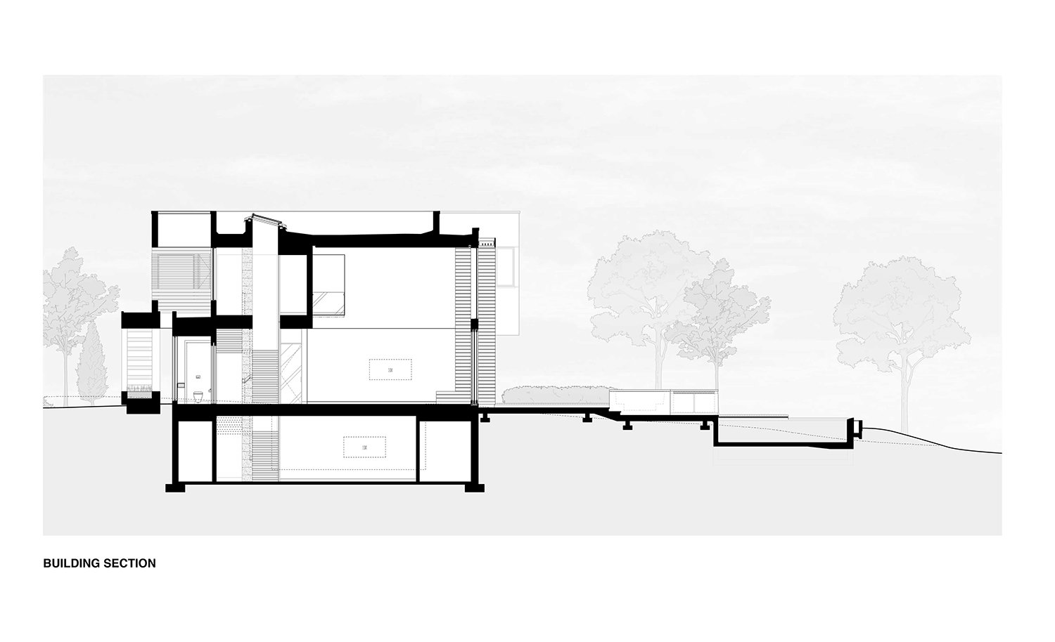 Building Section SPG Architects}