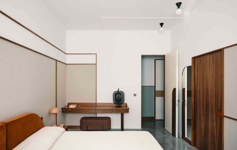 La camera da letto Giorgio Possenti