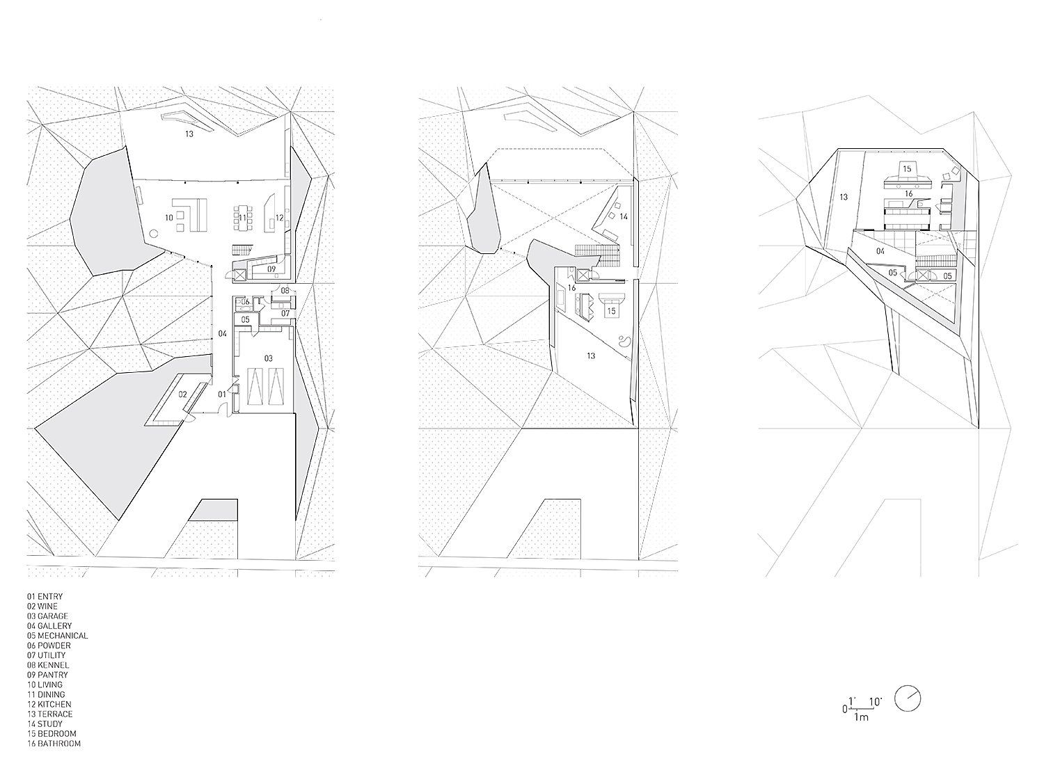 Drawing: Floor Plans OPA}