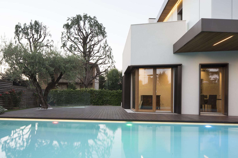 Pool view Filippo Romano