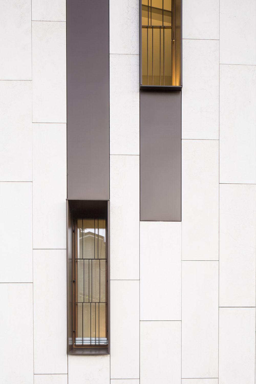 North facade detail Filippo Romano