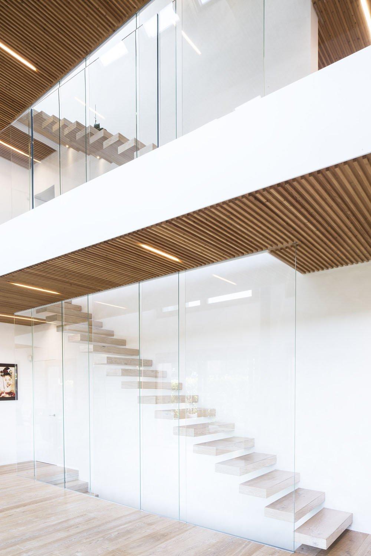 Main staircase Filippo Romano