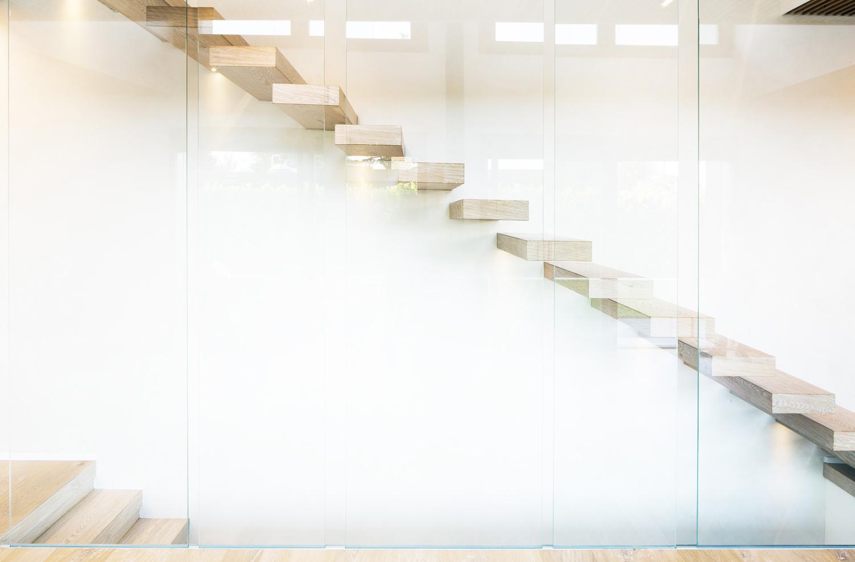 Staircase detail Filippo Romano