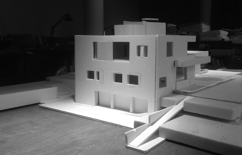Study Model Guzy Architects}