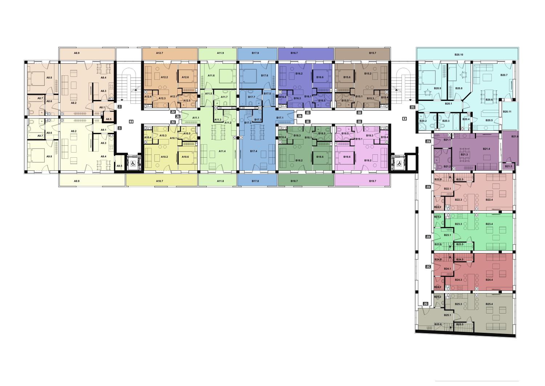 2.Floor Plan Rechner Architects}