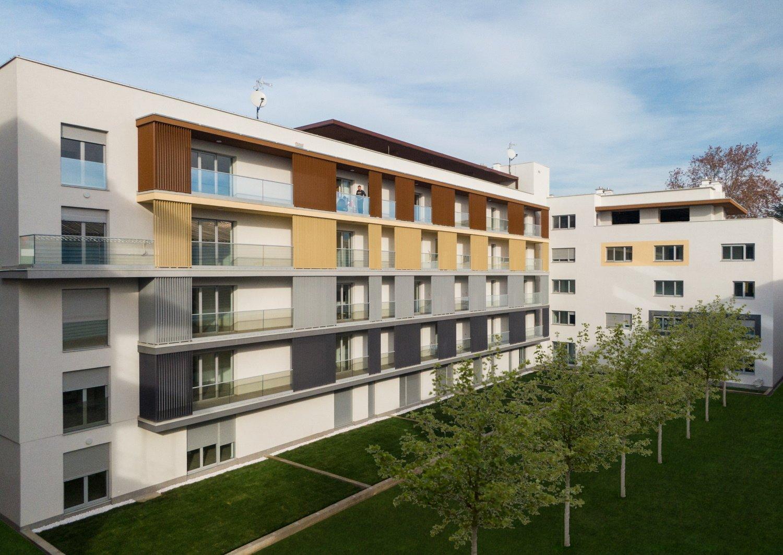 Back facade Romulic & Stojcic