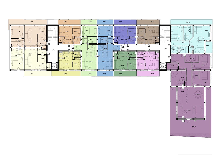 4.Floor Plan Rechner Architects}