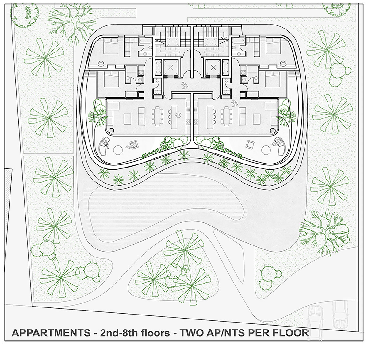 APPARTMENTS---2nd-8th-floors---TWO-APNTS-PER-FLOOR EPArchitects}