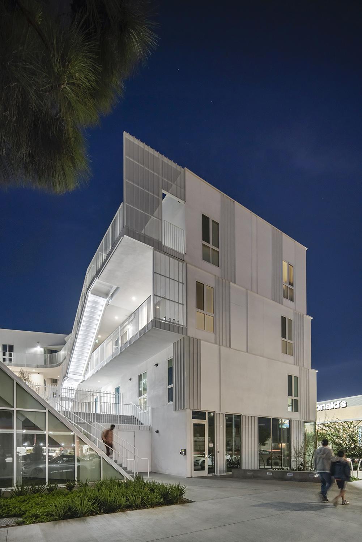 MLK1101 Supportive Housing © Paul Vu}