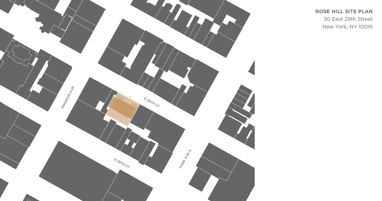 Site Plan CetraRuddy Architecture}