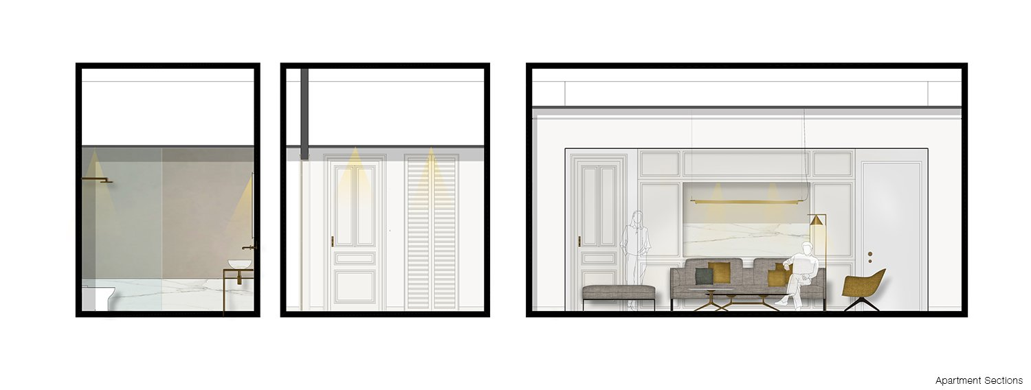 APARTMENT SECTION Tectoo srl}