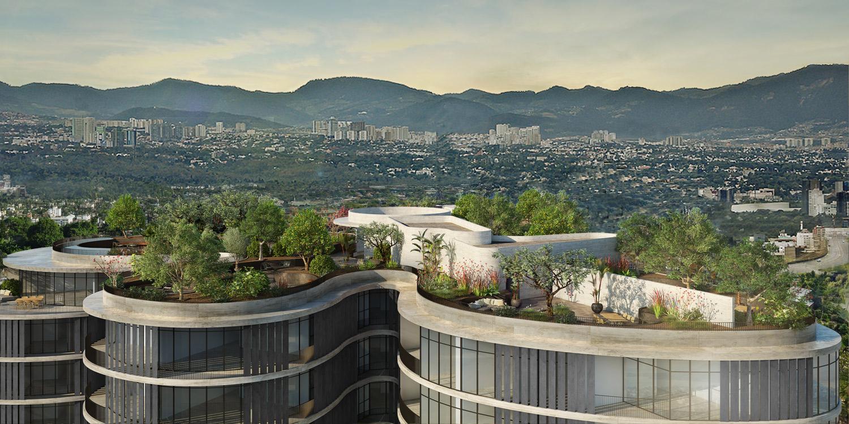 Top Roof Miguel de la Torre Arquitectos