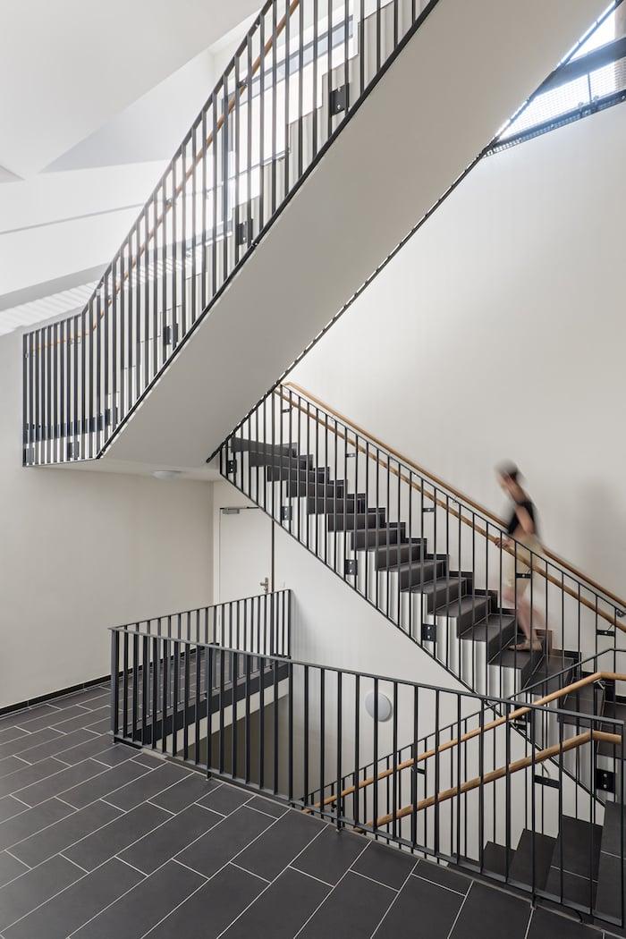 staircase Hertha Hurnaus