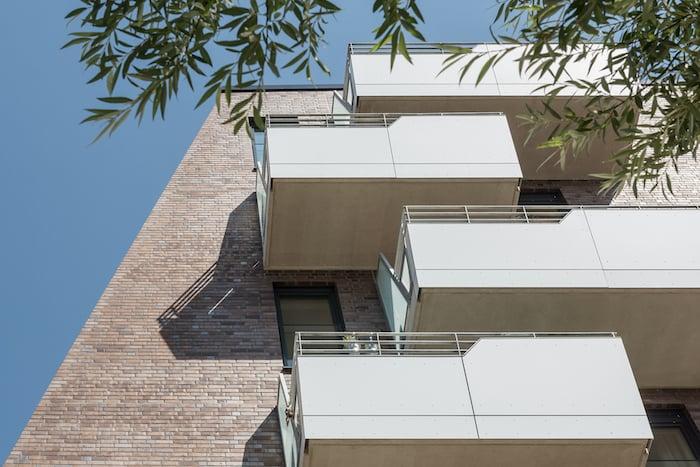 balconies Hertha Hurnaus