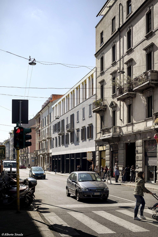 Urban Context Alberto Strada