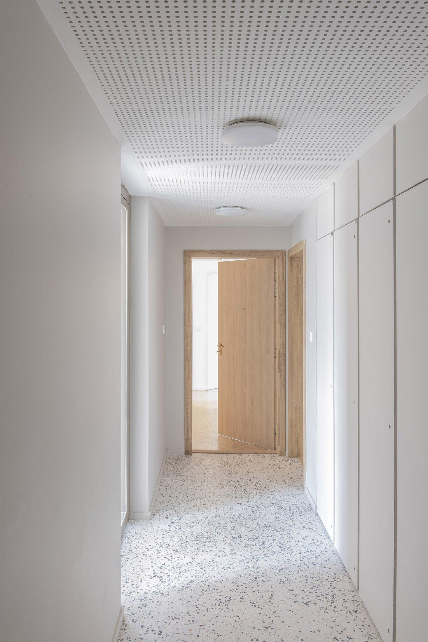 Hallway Augustin Dupuid
