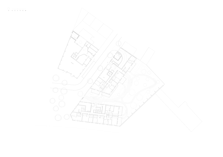 GROUND FLOOR - PLAN Avenier Cornejo Architectes}