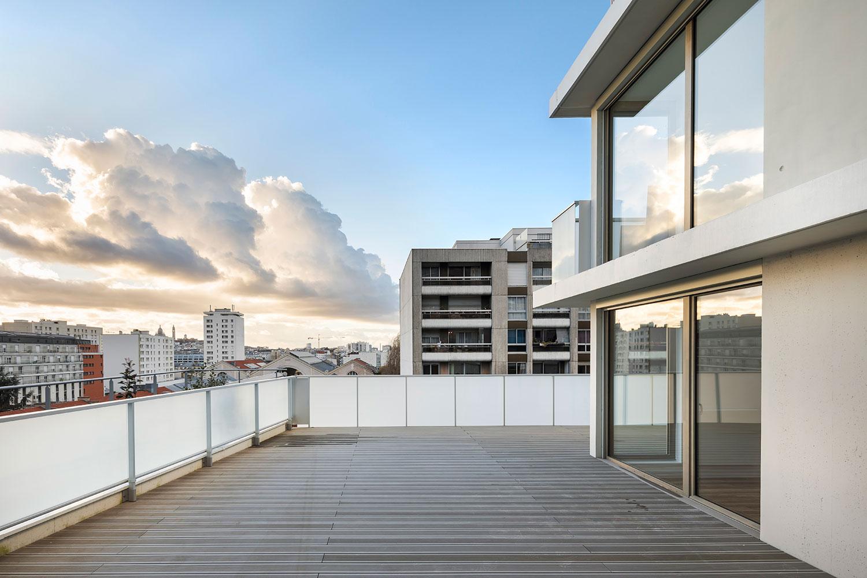 A terrace Sergio Grazia
