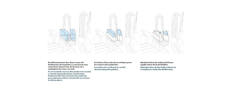 Building concept 2 PETITDIDIERPRIOUX Architectes}