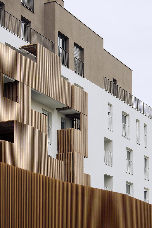 le terrazze ed il legno Stefano Anzini