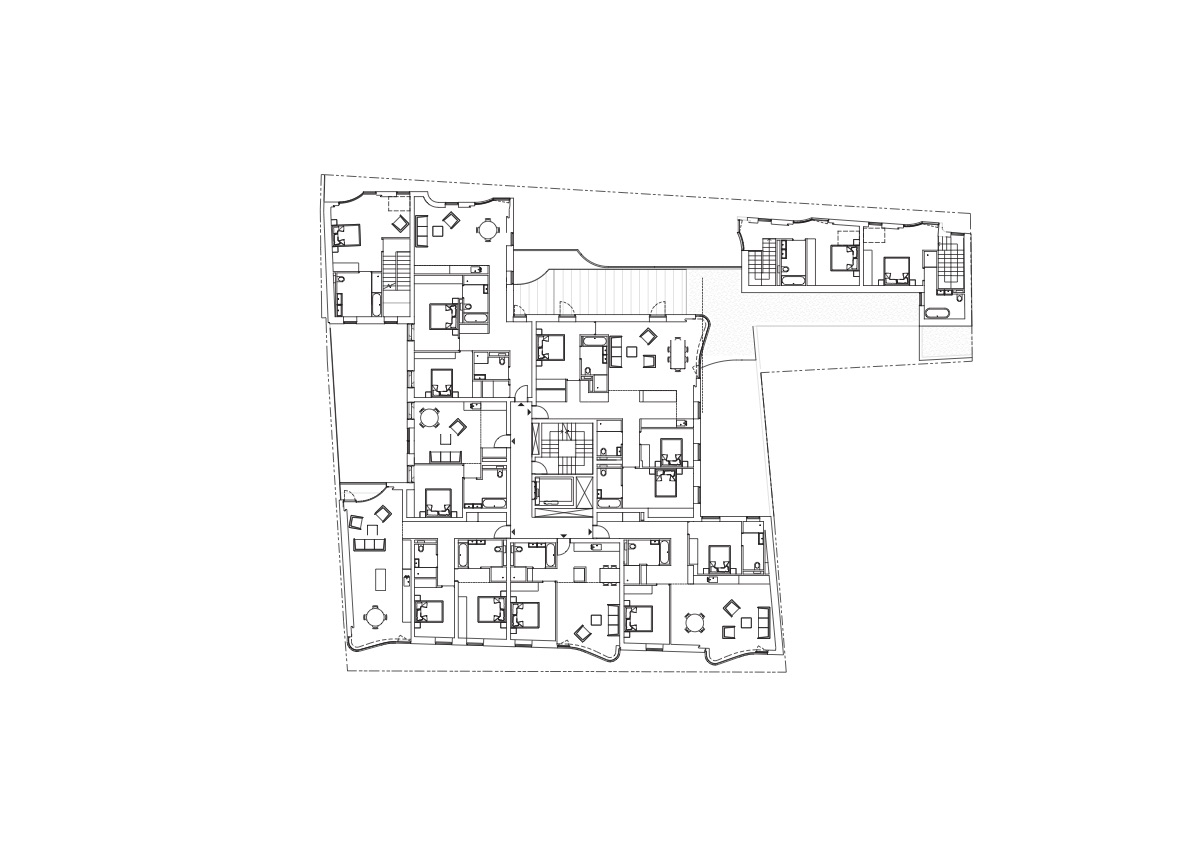 First Floor Plan DROO + NAME}