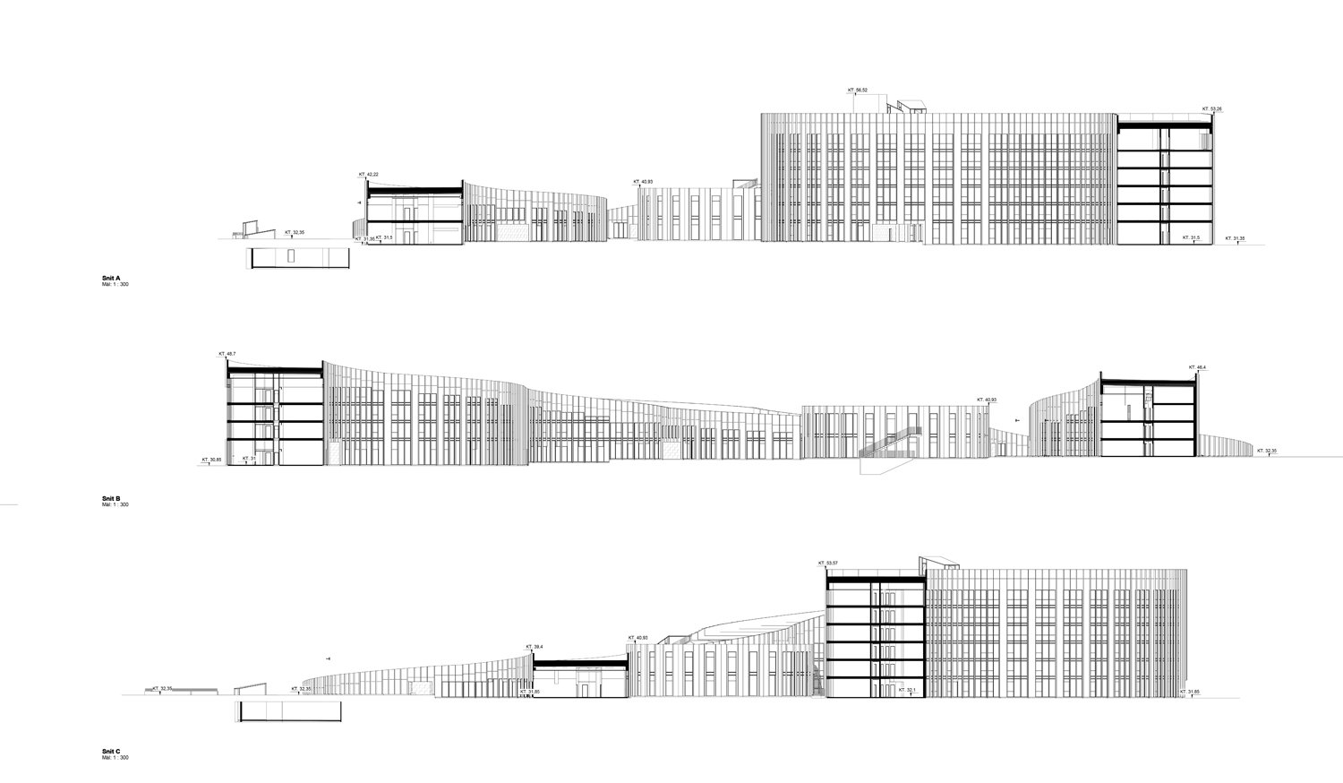 Section drawings Lars Gitz Architects}