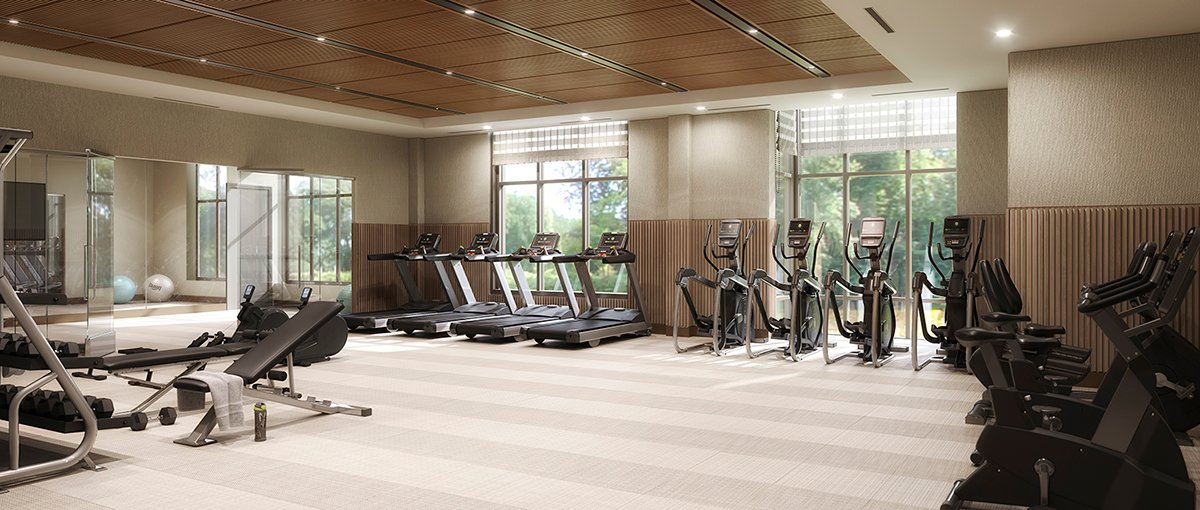 The Fitness Center Forrest Perkins