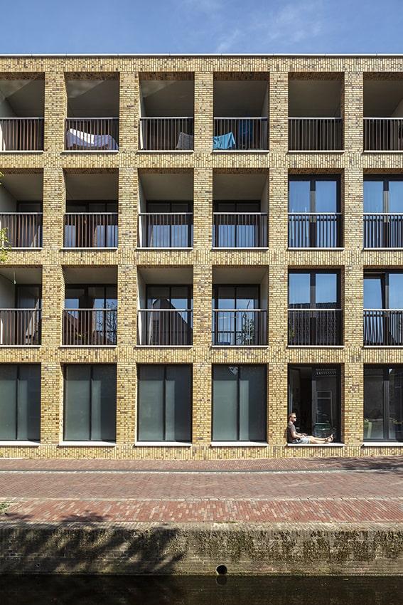facade Waardgracht luuk kramer
