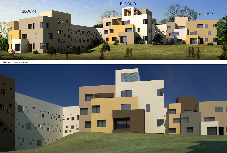 Studio View Sanjay Puri Architects}