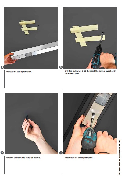 Assembly Instruction Linvisibile}