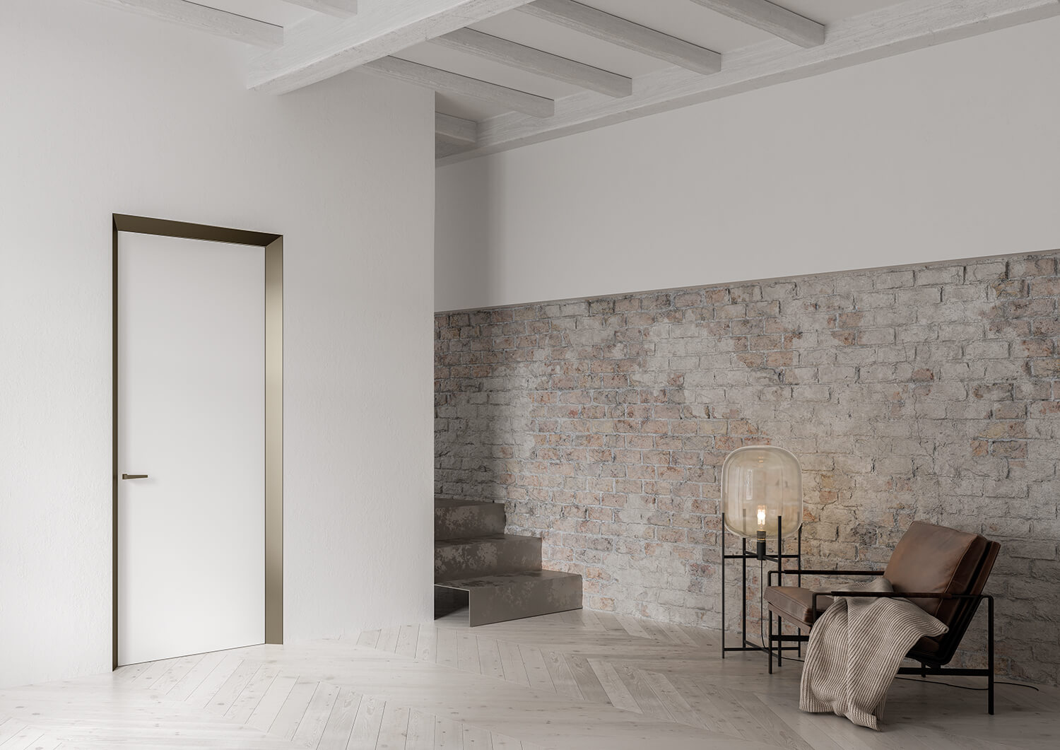 ECLISSE 40 Collection - finitura bronzo scuro ECLISSE