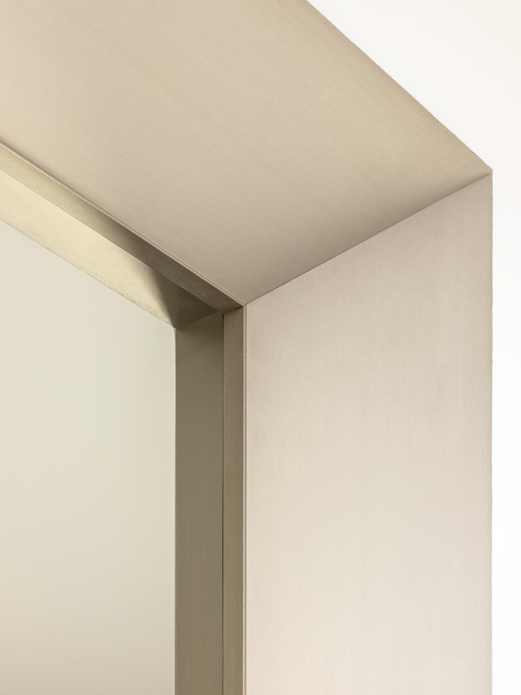 ECLISSE 40 Collection - dettaglio della giunzione tra profilo verticale e traversa Enrico Dal Zotto | Photography